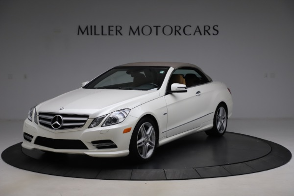 Used 2012 Mercedes-Benz E-Class E 550 for sale $29,990 at Bentley Greenwich in Greenwich CT 06830 12