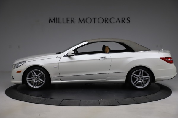 Used 2012 Mercedes-Benz E-Class E 550 for sale $29,990 at Bentley Greenwich in Greenwich CT 06830 13