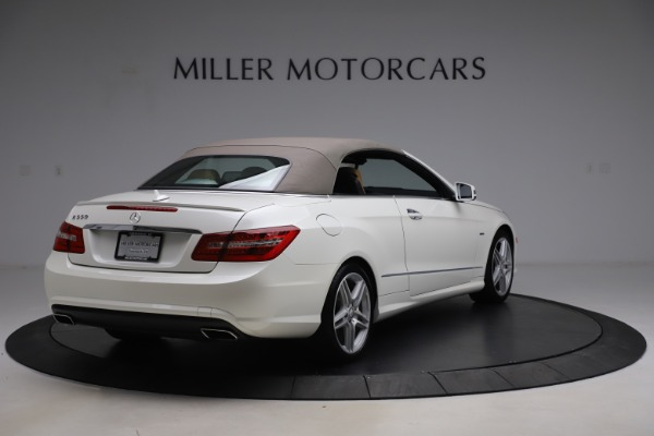 Used 2012 Mercedes-Benz E-Class E 550 for sale $29,990 at Bentley Greenwich in Greenwich CT 06830 16