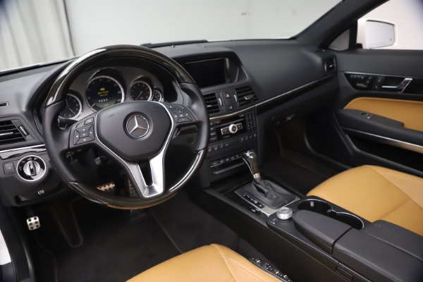 Used 2012 Mercedes-Benz E-Class E 550 for sale $29,990 at Bentley Greenwich in Greenwich CT 06830 19