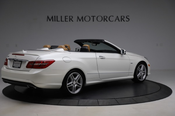 Used 2012 Mercedes-Benz E-Class E 550 for sale $29,990 at Bentley Greenwich in Greenwich CT 06830 7