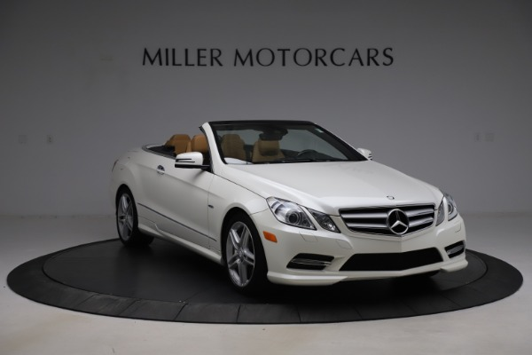 Used 2012 Mercedes-Benz E-Class E 550 for sale $29,990 at Bentley Greenwich in Greenwich CT 06830 9