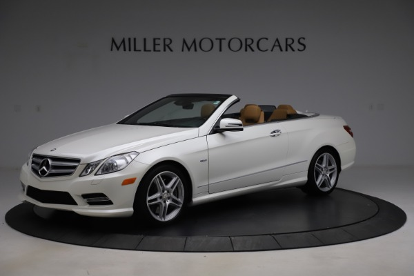 Used 2012 Mercedes-Benz E-Class E 550 for sale $29,990 at Bentley Greenwich in Greenwich CT 06830 1