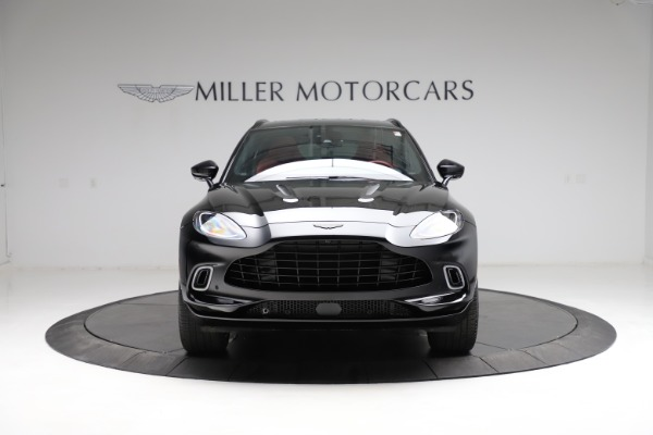 New 2021 Aston Martin DBX for sale $200,986 at Bentley Greenwich in Greenwich CT 06830 11