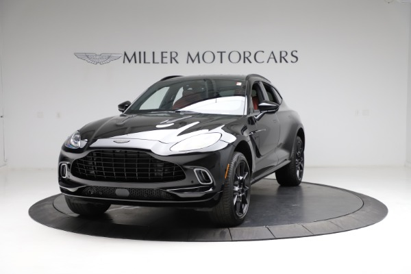 New 2021 Aston Martin DBX for sale $200,986 at Bentley Greenwich in Greenwich CT 06830 12