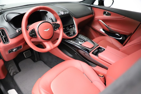 New 2021 Aston Martin DBX for sale $200,986 at Bentley Greenwich in Greenwich CT 06830 13