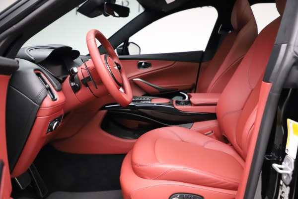 New 2021 Aston Martin DBX for sale $200,986 at Bentley Greenwich in Greenwich CT 06830 14