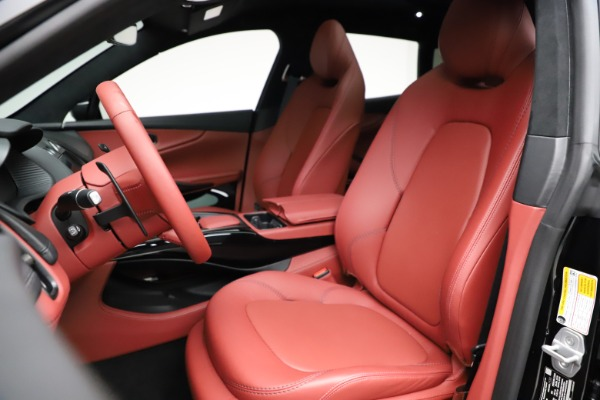 New 2021 Aston Martin DBX for sale $200,986 at Bentley Greenwich in Greenwich CT 06830 15