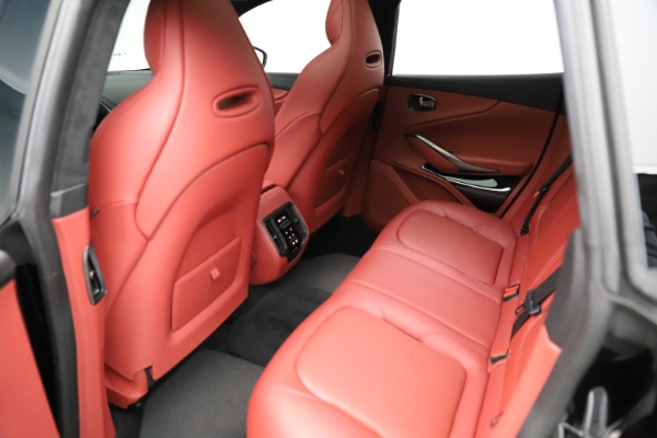 New 2021 Aston Martin DBX for sale $200,986 at Bentley Greenwich in Greenwich CT 06830 17