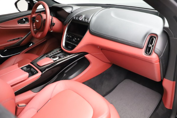 New 2021 Aston Martin DBX for sale $200,986 at Bentley Greenwich in Greenwich CT 06830 19