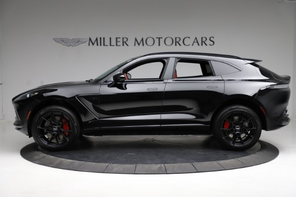 New 2021 Aston Martin DBX for sale $200,986 at Bentley Greenwich in Greenwich CT 06830 2