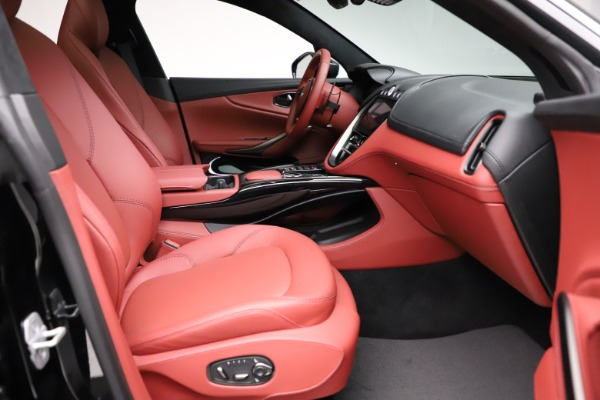 New 2021 Aston Martin DBX for sale $200,986 at Bentley Greenwich in Greenwich CT 06830 20
