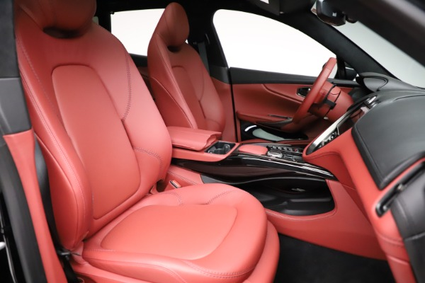 New 2021 Aston Martin DBX for sale $200,986 at Bentley Greenwich in Greenwich CT 06830 21