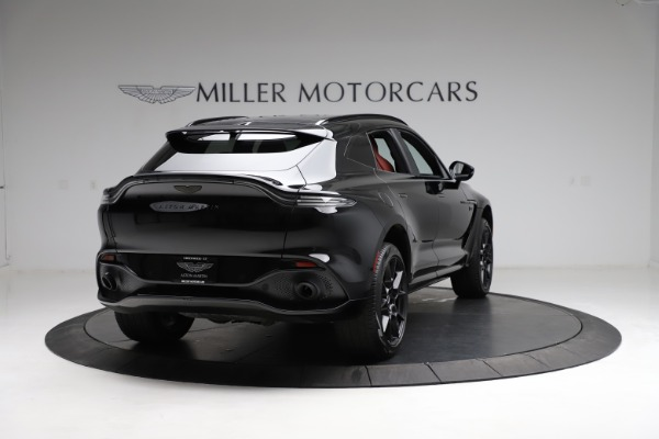 New 2021 Aston Martin DBX SUV for sale $200,986 at Bentley Greenwich in Greenwich CT 06830 6
