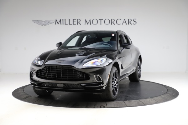 New 2021 Aston Martin DBX SUV for sale $212,686 at Bentley Greenwich in Greenwich CT 06830 12