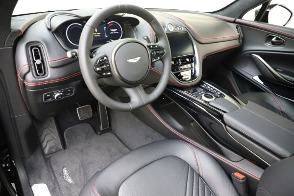 New 2021 Aston Martin DBX SUV for sale $212,686 at Bentley Greenwich in Greenwich CT 06830 14