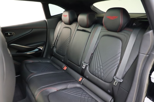 New 2021 Aston Martin DBX SUV for sale $212,686 at Bentley Greenwich in Greenwich CT 06830 19