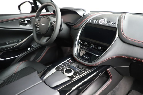 New 2021 Aston Martin DBX SUV for sale $212,686 at Bentley Greenwich in Greenwich CT 06830 20