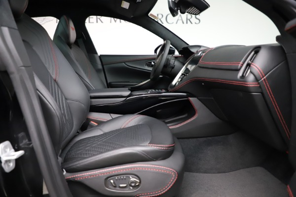 New 2021 Aston Martin DBX SUV for sale $212,686 at Bentley Greenwich in Greenwich CT 06830 21