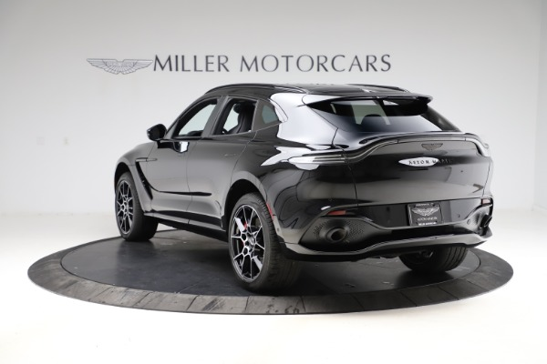 New 2021 Aston Martin DBX SUV for sale $212,686 at Bentley Greenwich in Greenwich CT 06830 4