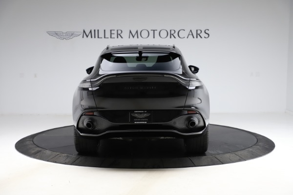 New 2021 Aston Martin DBX SUV for sale $212,686 at Bentley Greenwich in Greenwich CT 06830 5