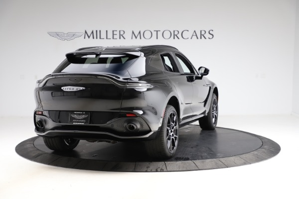 New 2021 Aston Martin DBX SUV for sale $212,686 at Bentley Greenwich in Greenwich CT 06830 6