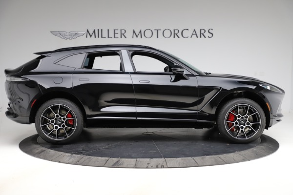 New 2021 Aston Martin DBX SUV for sale $212,686 at Bentley Greenwich in Greenwich CT 06830 8