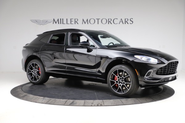 New 2021 Aston Martin DBX SUV for sale $212,686 at Bentley Greenwich in Greenwich CT 06830 9
