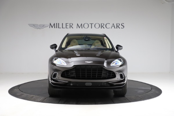 New 2021 Aston Martin DBX for sale $215,386 at Bentley Greenwich in Greenwich CT 06830 11