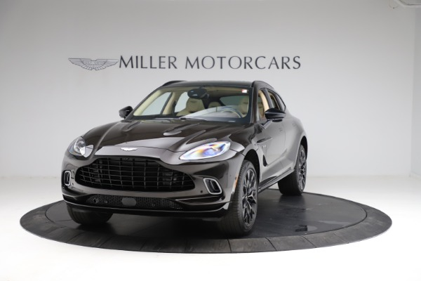 New 2021 Aston Martin DBX for sale $215,386 at Bentley Greenwich in Greenwich CT 06830 12