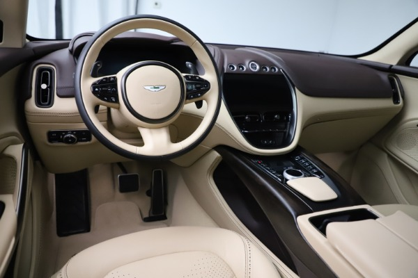 New 2021 Aston Martin DBX for sale $215,386 at Bentley Greenwich in Greenwich CT 06830 13