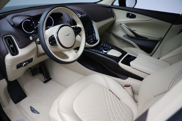 New 2021 Aston Martin DBX for sale $215,386 at Bentley Greenwich in Greenwich CT 06830 14