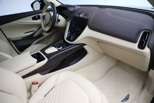 New 2021 Aston Martin DBX for sale $215,386 at Bentley Greenwich in Greenwich CT 06830 22