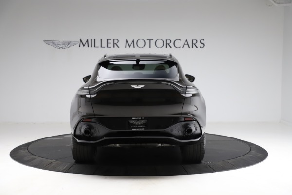 New 2021 Aston Martin DBX SUV for sale $215,386 at Bentley Greenwich in Greenwich CT 06830 5