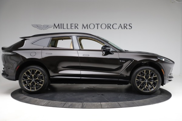 New 2021 Aston Martin DBX for sale $215,386 at Bentley Greenwich in Greenwich CT 06830 8