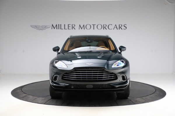 New 2021 Aston Martin DBX SUV for sale $221,386 at Bentley Greenwich in Greenwich CT 06830 10