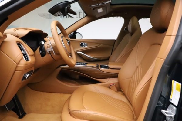 New 2021 Aston Martin DBX SUV for sale $221,386 at Bentley Greenwich in Greenwich CT 06830 11