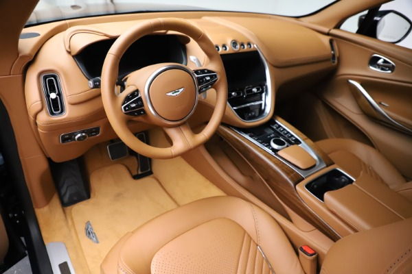 New 2021 Aston Martin DBX SUV for sale $221,386 at Bentley Greenwich in Greenwich CT 06830 12