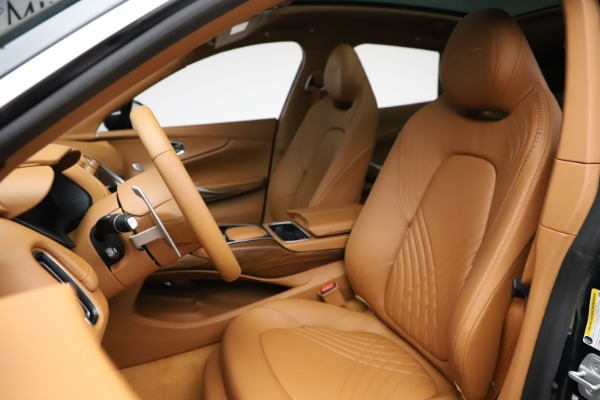 New 2021 Aston Martin DBX SUV for sale $221,386 at Bentley Greenwich in Greenwich CT 06830 14