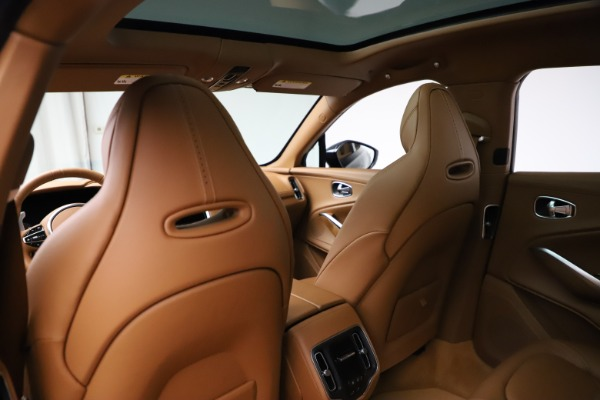 New 2021 Aston Martin DBX SUV for sale $221,386 at Bentley Greenwich in Greenwich CT 06830 16
