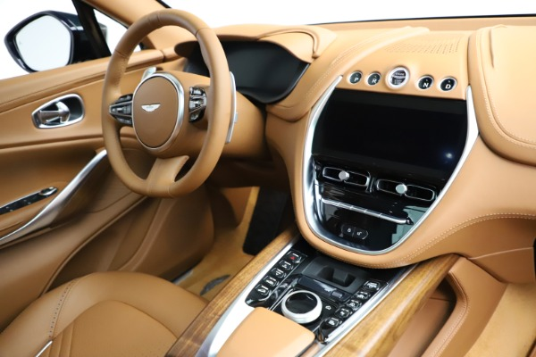 New 2021 Aston Martin DBX SUV for sale $221,386 at Bentley Greenwich in Greenwich CT 06830 19