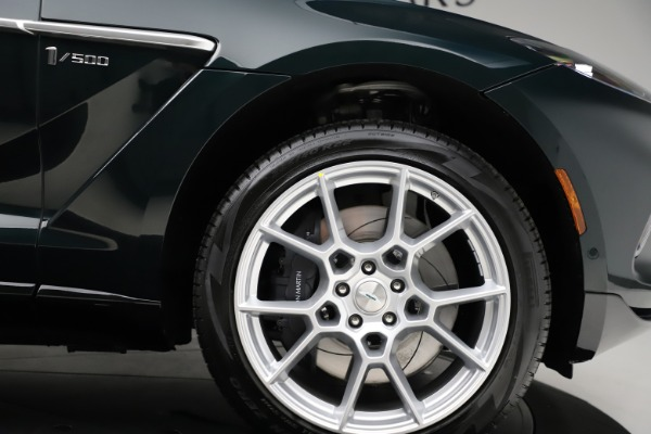 New 2021 Aston Martin DBX SUV for sale $221,386 at Bentley Greenwich in Greenwich CT 06830 22