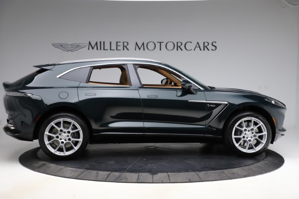 New 2021 Aston Martin DBX SUV for sale $221,386 at Bentley Greenwich in Greenwich CT 06830 8