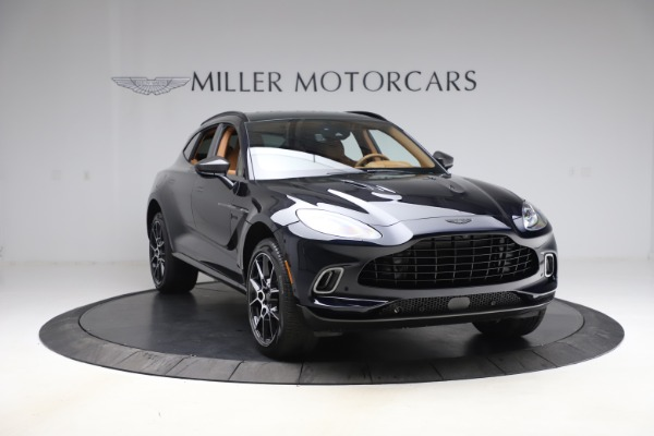 New 2021 Aston Martin DBX SUV for sale $264,386 at Bentley Greenwich in Greenwich CT 06830 10