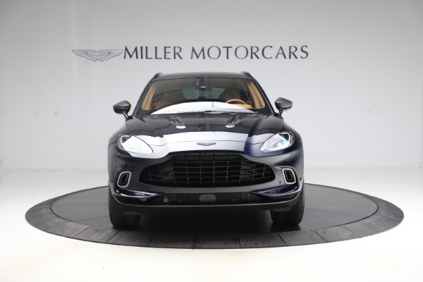 New 2021 Aston Martin DBX SUV for sale $264,386 at Bentley Greenwich in Greenwich CT 06830 11