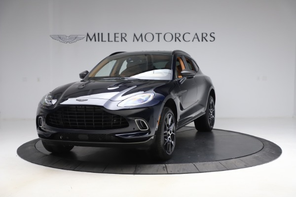 New 2021 Aston Martin DBX for sale $264,386 at Bentley Greenwich in Greenwich CT 06830 12