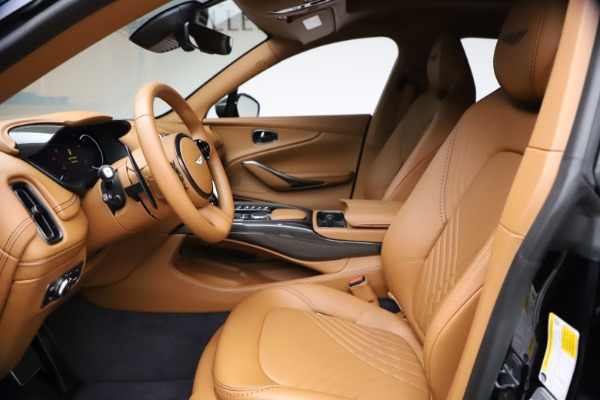 New 2021 Aston Martin DBX SUV for sale $264,386 at Bentley Greenwich in Greenwich CT 06830 13