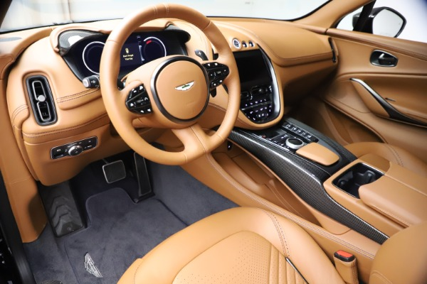 New 2021 Aston Martin DBX SUV for sale $264,386 at Bentley Greenwich in Greenwich CT 06830 14