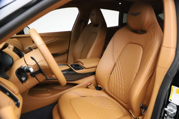 New 2021 Aston Martin DBX SUV for sale $264,386 at Bentley Greenwich in Greenwich CT 06830 15