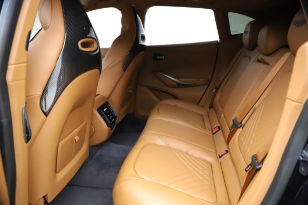 New 2021 Aston Martin DBX SUV for sale $264,386 at Bentley Greenwich in Greenwich CT 06830 17